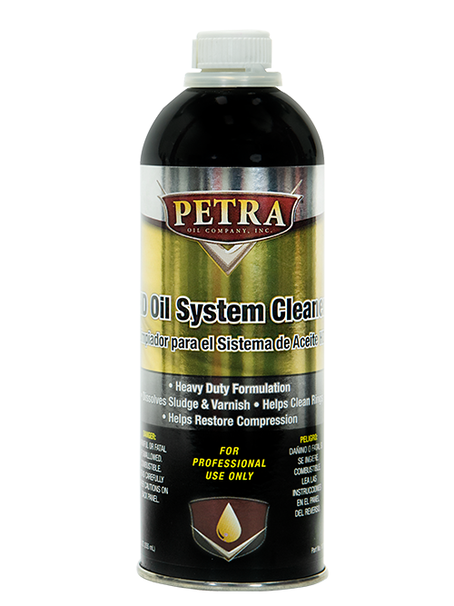 PN 1011 Petra HD Oil System Cleaner